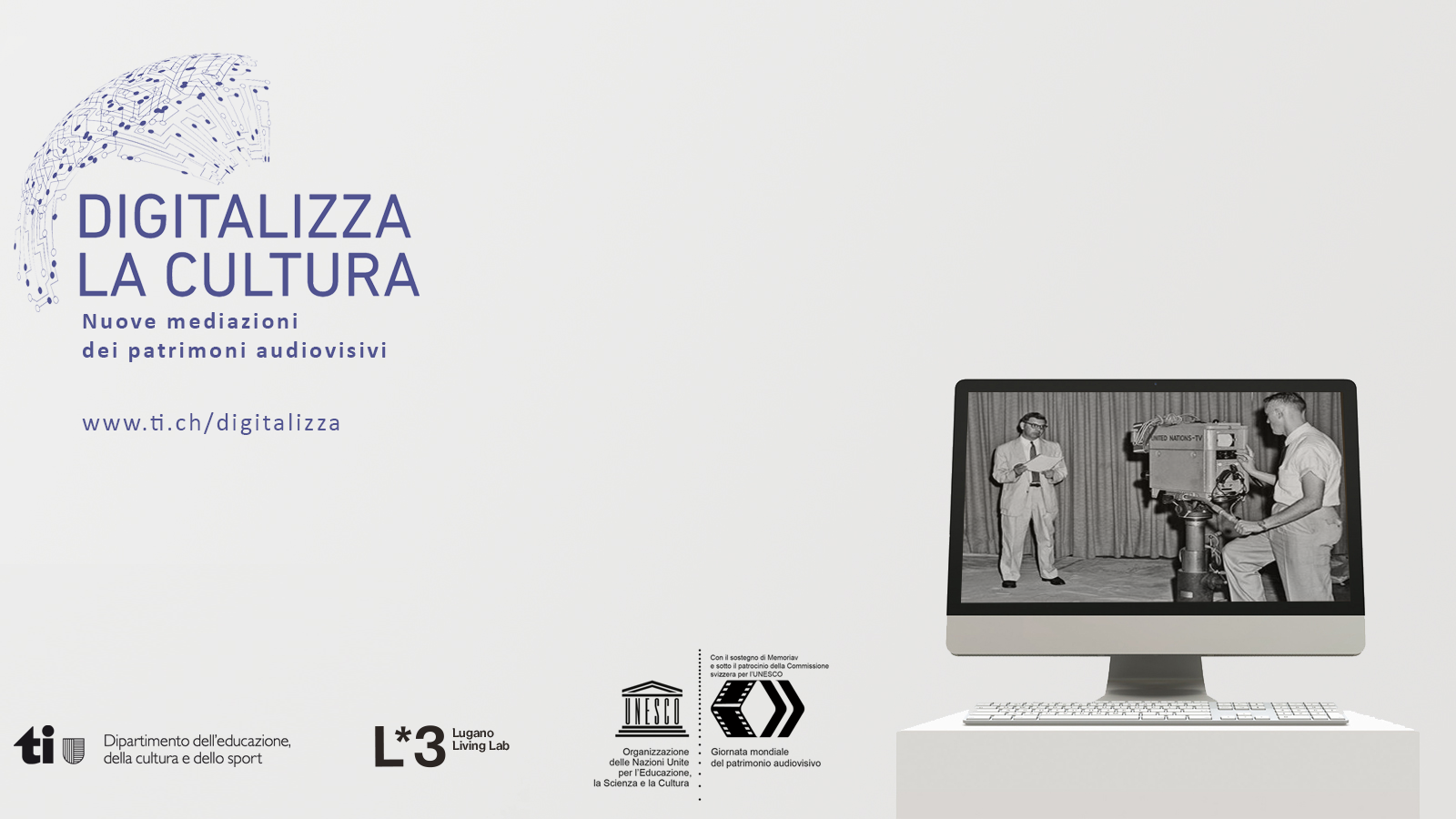 Digitalizza la cultura
