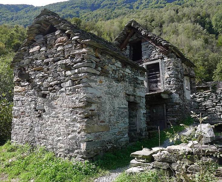 Rustici domande di costruzione dt repubblica e for Piani di cabina rustici